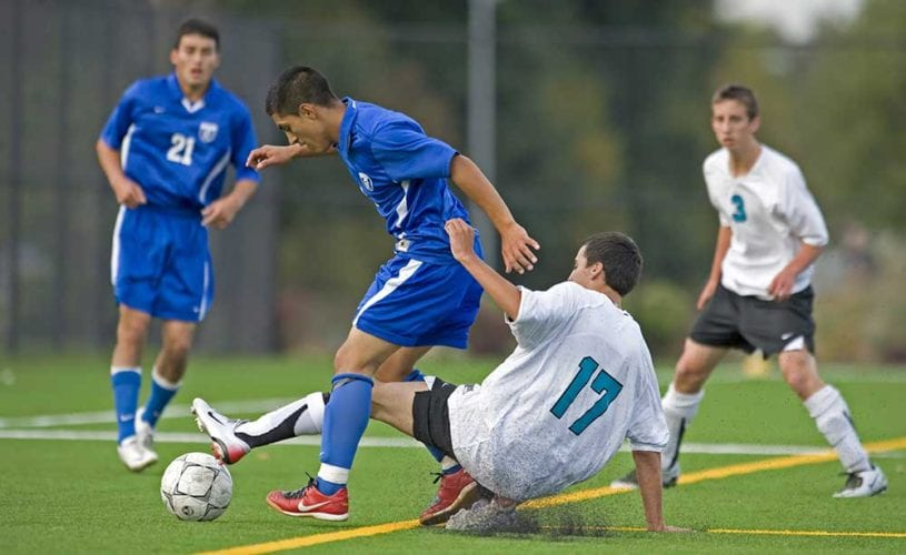 How to Get Back in the Game After a Sports Injury
