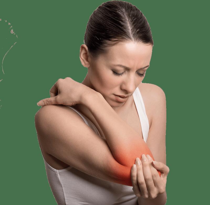 elbow pain treatments B3 medical