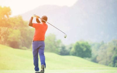 What Your Elbow and Golf Score Have in Common: They're Both Painful