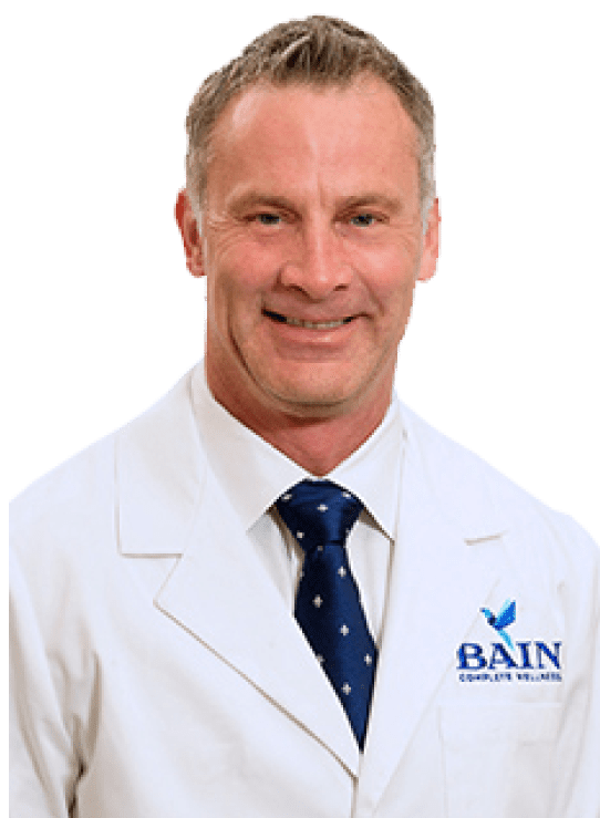 dr. bain b3 medical