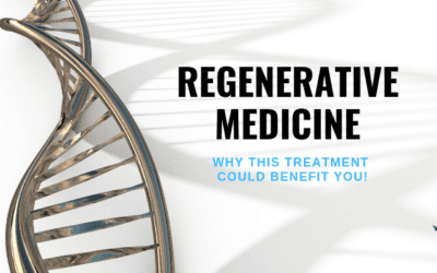 Conditions Good for Regenerative Medicine